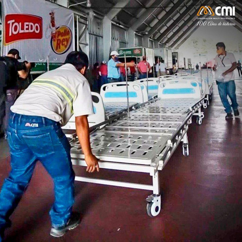 Empresas nacionales continúan apoyando a guatemaltecos en medio de la pandemia