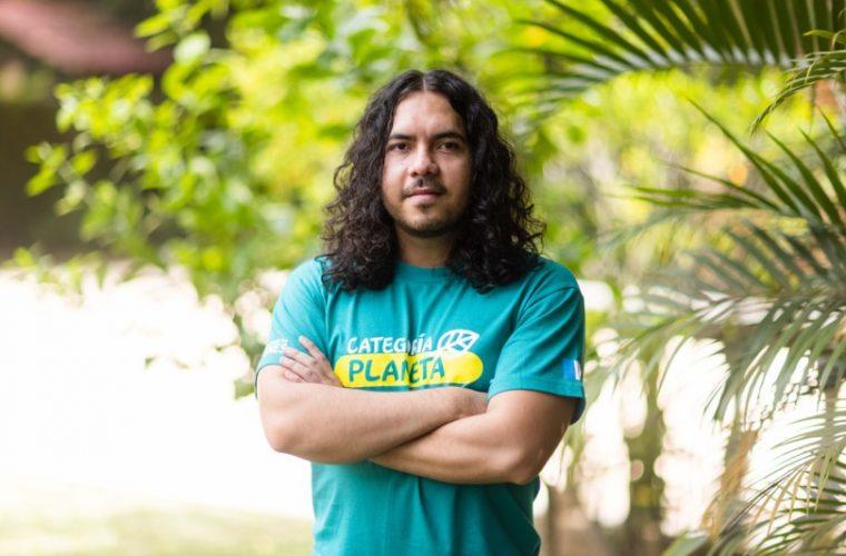 Guatemalteco gana a nivel regional en la categoría Planeta, en Innovatón 2021