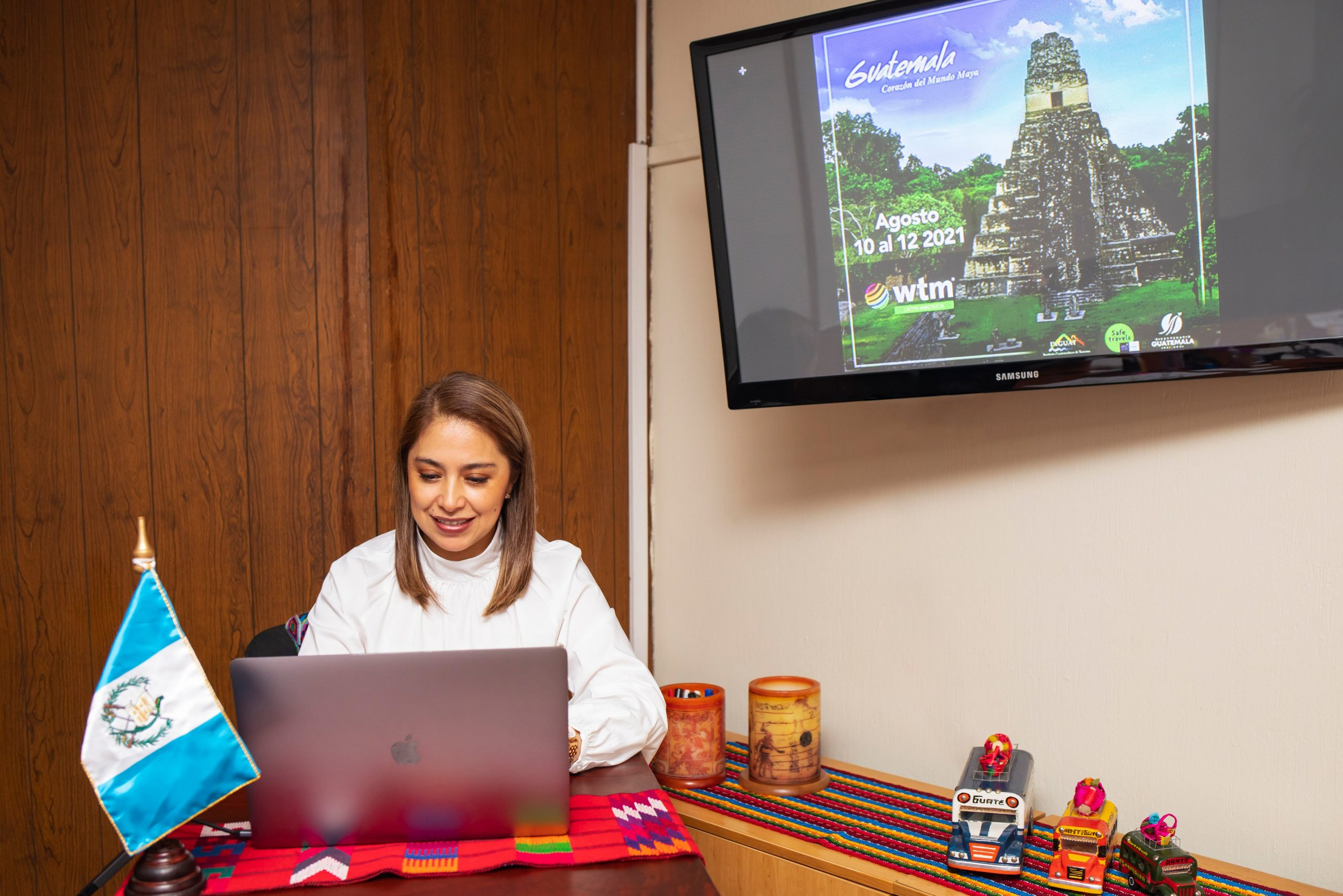 Guatemala en ferias de turismo