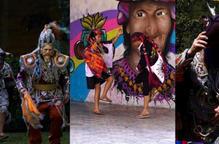 Danzas mayas en Guatemala