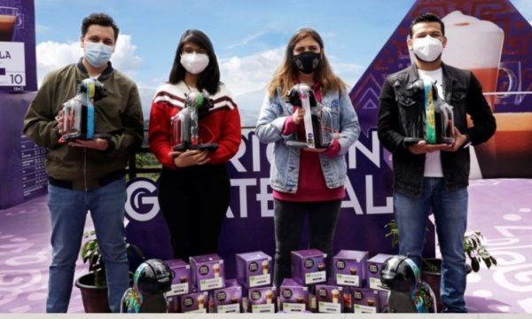 En honor al bicentenario de independencia presentan cápsulas de café guatemalteco 100% orgánico