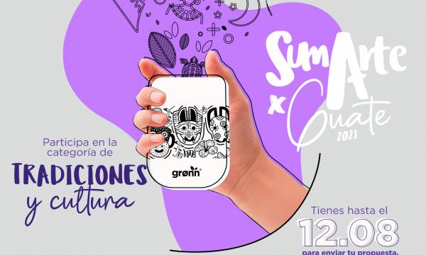 """""""SumArte x Guate"""""""