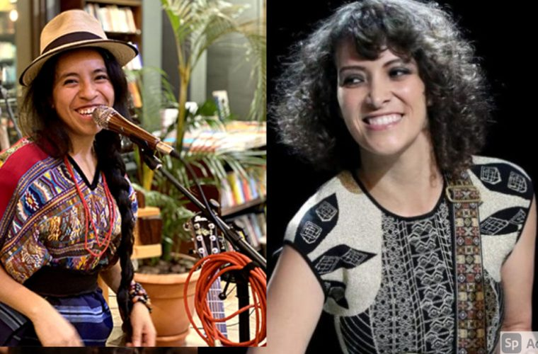 cantantes guatemaltecas