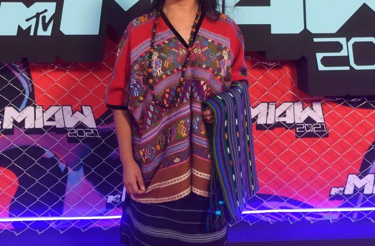 guatemalteca Sara Curruchich