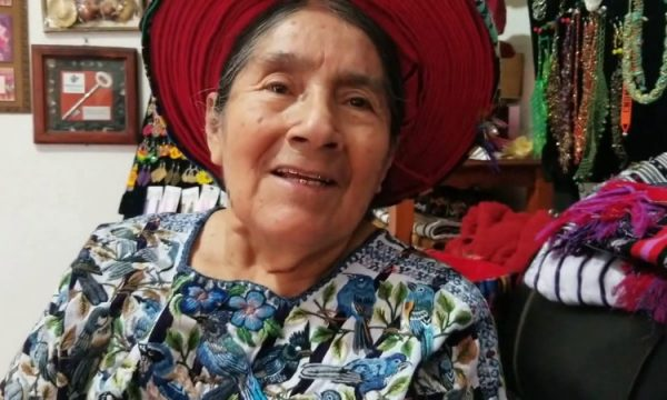 ficha de 25 centavos en Guatemala