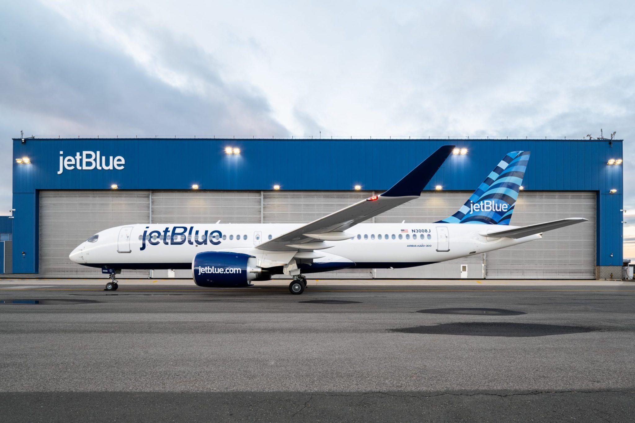 Jetblue en Guatemala