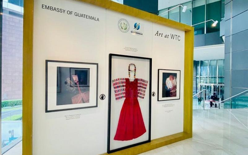 trajes guatemaltecos